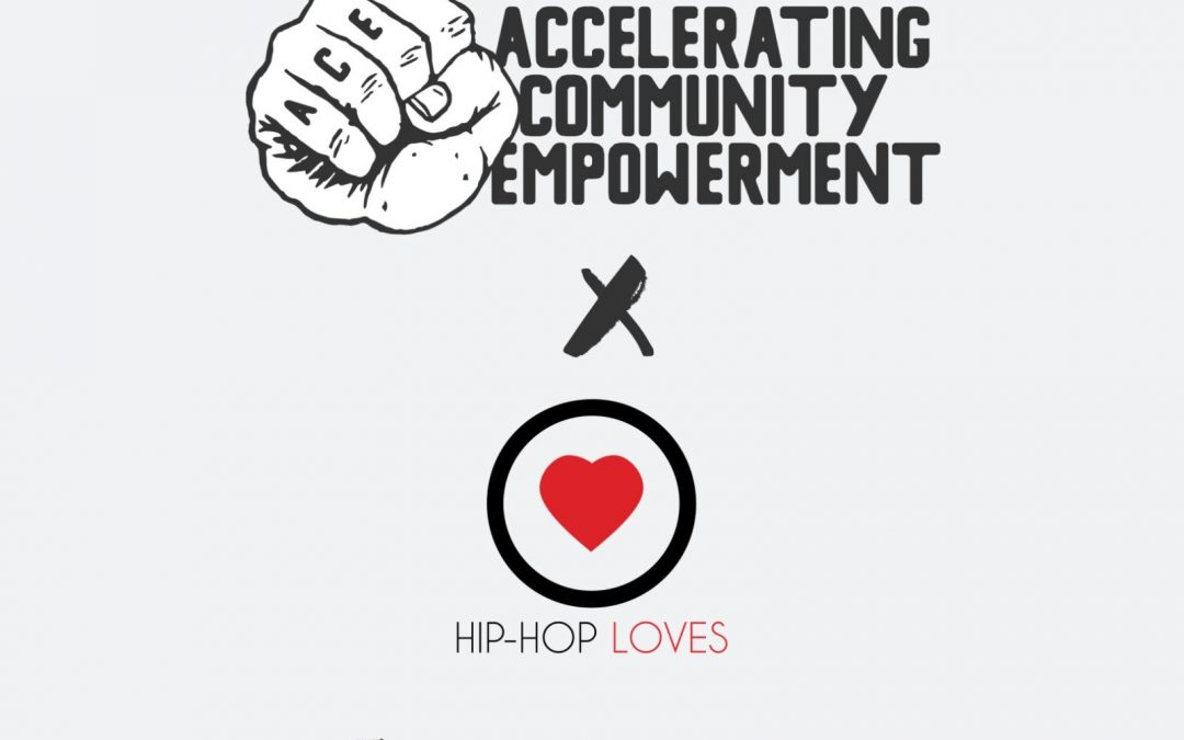Hip Hop Loves x Ace Project: Brasil COVID 19 Fundraiser